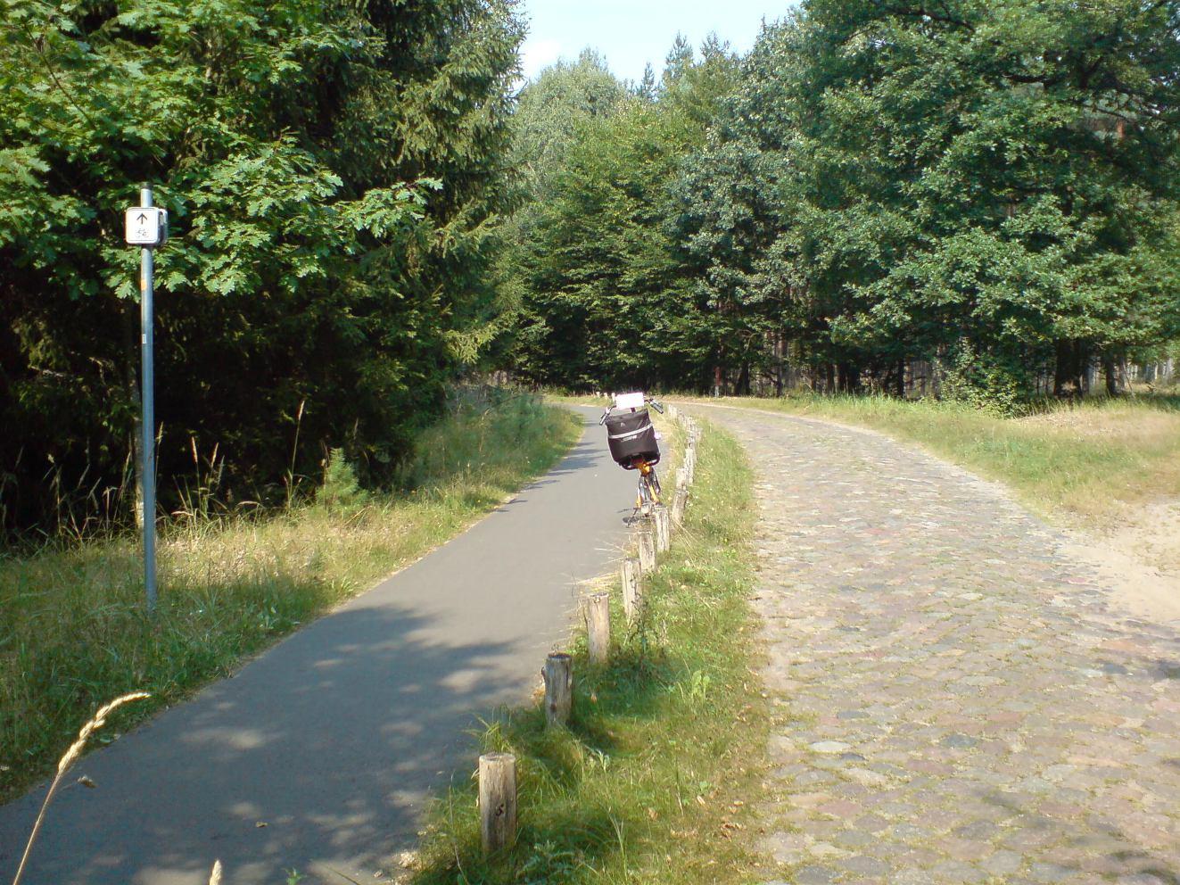 Radweg Berlin Usedom Karte.Velo Touring Reiseführer Radweg Berlin Usedom