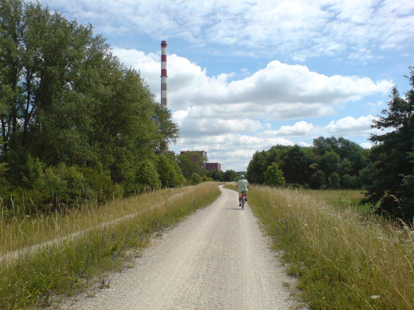 Bad Ingolstadt velo touring reiseführer donau radweg d etappe 9
