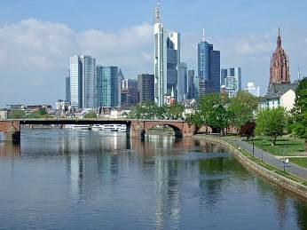 Ordnungssinn Frankfurt velo touring reiseführer radweg etappe 11